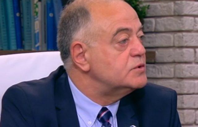 Атанас Атанасов: Напрежението в българското общество се предизвиква от тези, които управляват държавата