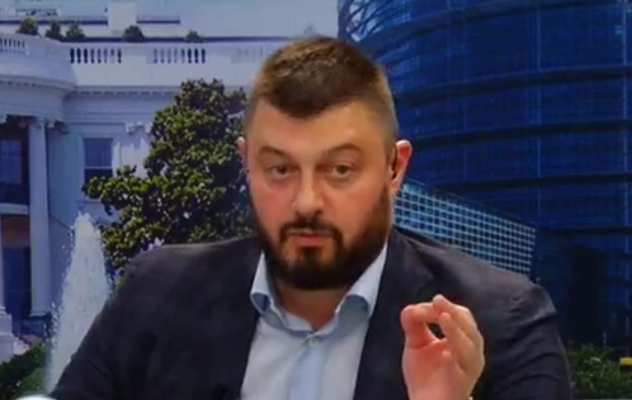 Николай Бареков