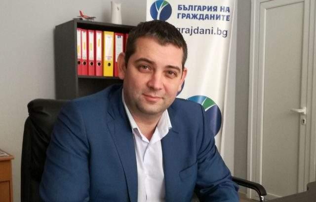 Димитър Делчев: Отказаха Найден Зеленогорски в листите на десните