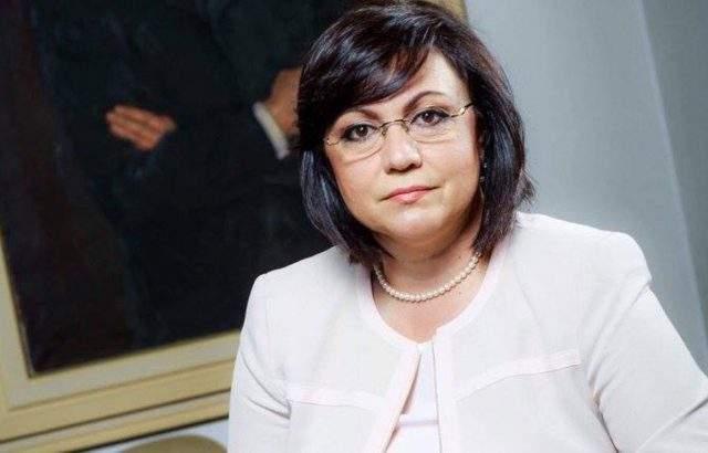 Корнелия Нинова: Коя е Деси Радева, че да коментирам думите й?