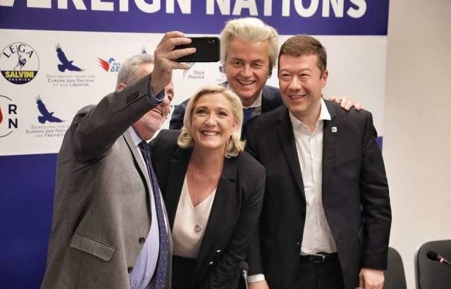 Крайнодесните партии се събраха