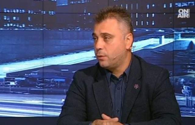 Юлиан Ангелов: Това не е нито първата, нито последната атака срещу ВМРО и лидери на партията