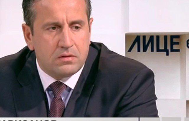 Харизанов: Пролетното почистване на политици ще продължи