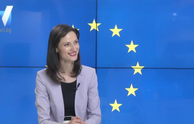 Мария Габриел: Работим в България да бъдат създадени 4 дигитални информационни хъба
