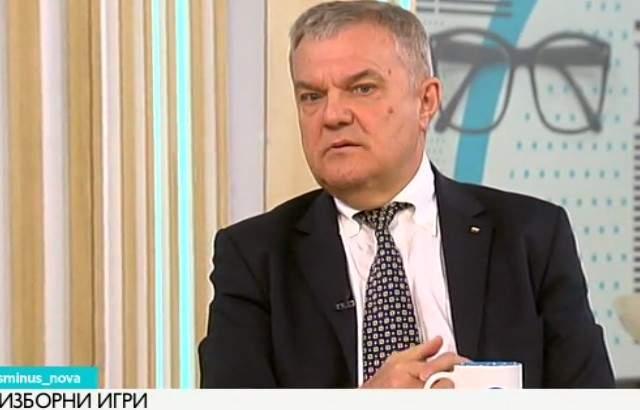 Румен Петков: БСП не води битка с ГЕРБ, а с хора от партията. Изгавриха се със Станишев!
