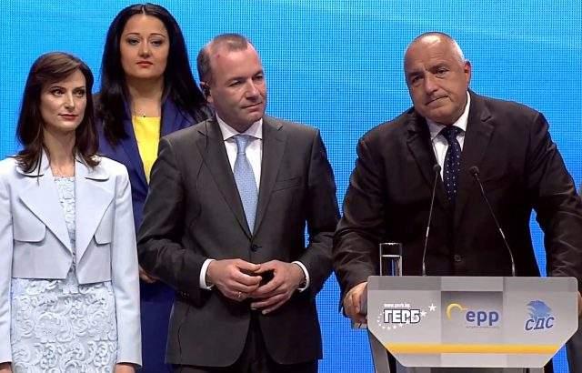 Бойко Борисов: Ние сме като Кобрата-продължаваме напред