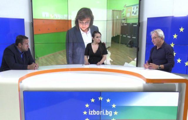 Анализатор пред IZBORI.BG: Елена стресна ГЕРБ и срещу нея беше ангажирана огромна пропагандна машина