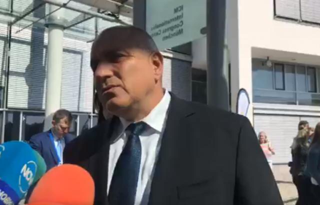 """Борисов: Социалистите казват """"безплатно"""", ние предлагаме високи доходи и развитие"""