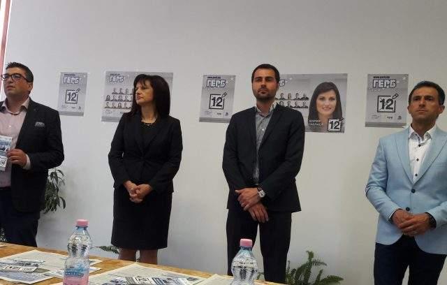 Марин Захариев в Златоград: Не се съмнявам в победата на 26 май на изборите