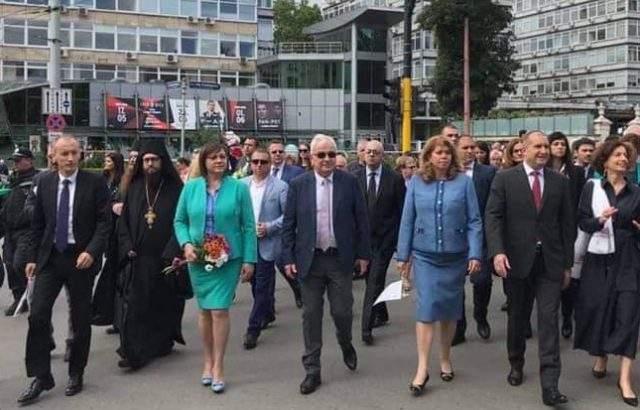 Корнелия Нинова: Днес образованието, науката и духовността ще ни водят към пътя на просперитета ни като държава