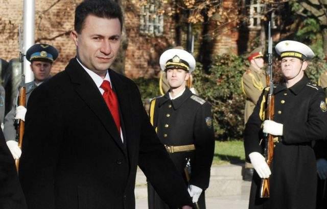 Никола Груевски шест месеца не ходил в парламента, искат да му вземат депутатското място