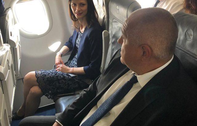 Бойко Борисов замива за Мюнхен, участва в закриването на кампанията на Манфред Вебер