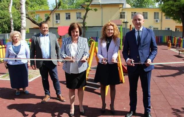 Очакваме над 1 млрд. лв. евросредства до 2020 г. за модернизиране на училища и детски градини