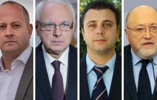 Кандитати за евродепутати: Очистителна ли е корупцията или е предизборен ход?