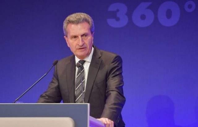 Йотингер за Австрия: Ако това видео се приеме сериозно, се вижда предразположение към корупция