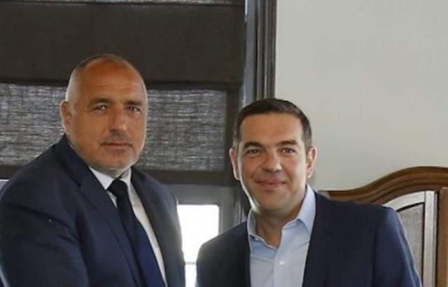 Борисов и Ципрас ще дадат началото на изграждането на междусистемната газова връзка между България и Гърция