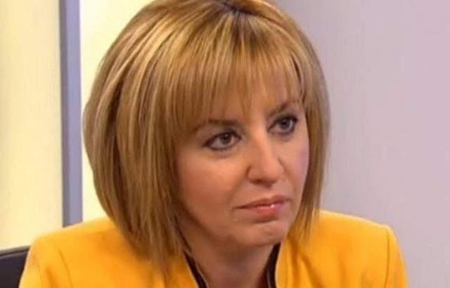 Мая Манолова изпрати писмо на ЦИК заради машинното гласуване