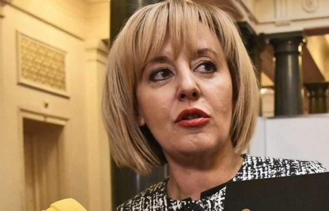 Манолова: Финансовият министър трябва да даде отговори за партийната субсидия