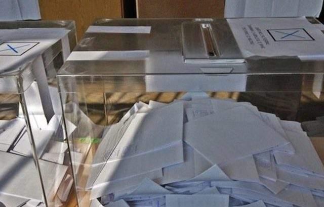191 са изборните секции в чужбина