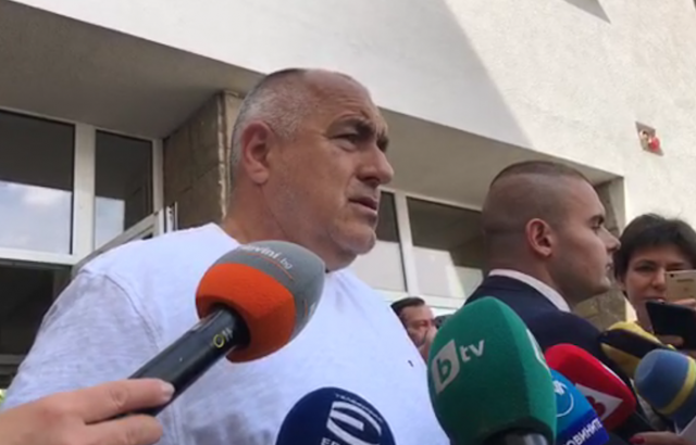 Бойко Борисов: Ние сме Европа и Европа трябва да е такава, каквато на нас ни харесва