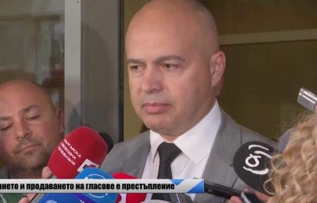 Георги Свиленски: Правим паралелно преброяване, утре ще коментираме резултатите