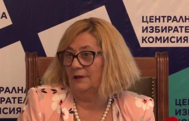 Таня Цанева от ЦИК с информация за подготовката и реализирането на евровота