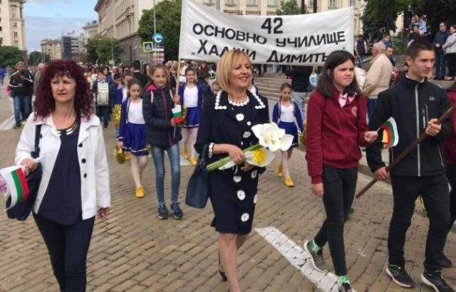 Омбудсманът Мая Манолова с кампания срещу ДДС при дарението на книги