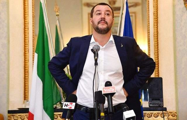 Партията на Матео Салвини печели евровота в Италия