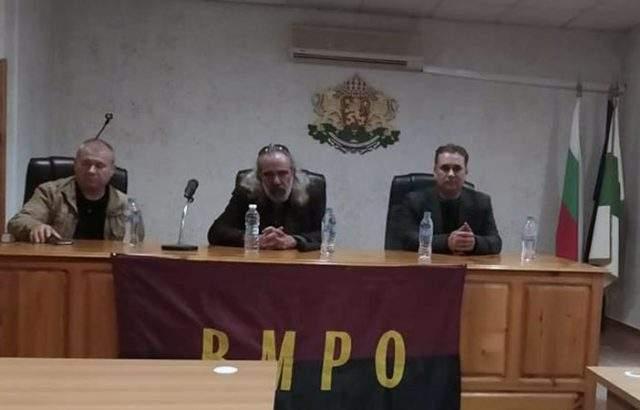 ВМРО ще закрие официално кампанията си за европейските избори на 23 май , 18.00 ч. в гр. Елин Пелин