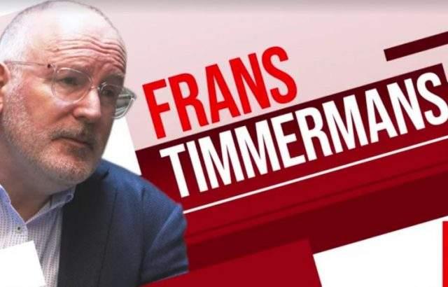Социалистите и демократите в ЕП: Франс Тимерманс е най-добрият кандидат за шеф на ЕК