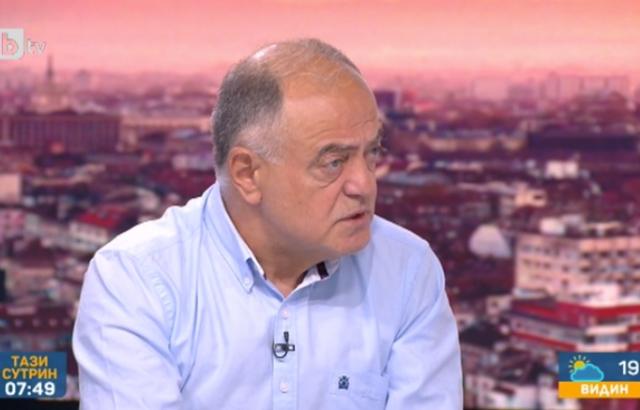 Атанас Атанасов: ДСБ ще търси дарители, за да върне на държавата  50 000 лв.
