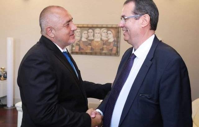 Бойко Борисов на среща с шефа на ОЛАФ: Ще имаме стратегия за борба с измамите до 2027 г.