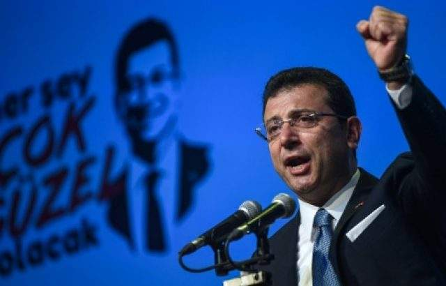 Новият кмет на Истанбул поема официално поста