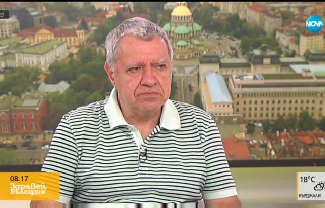 Михаил Константинов: На местните избори машинното гласуване ще бъде катастрофа!