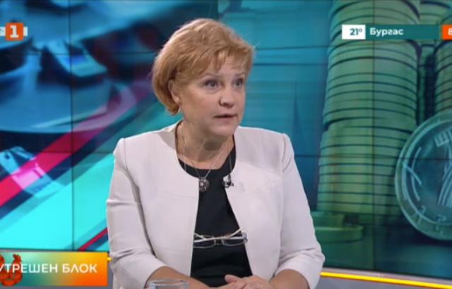 Менда Стоянова: Има контролни механизми, които да проверяват даренията за партиите