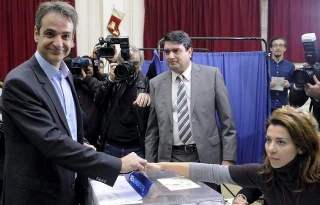 Нова демокрация иска еднопартиен кабинет или плашат с нови избори