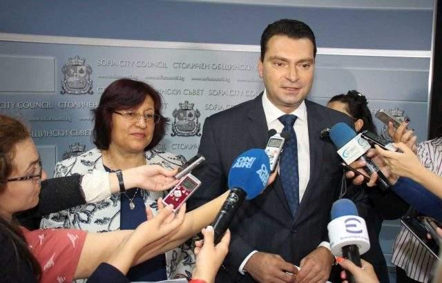 Калоян Паргов за наводненията в София: Да не сме в сезона на листопада?