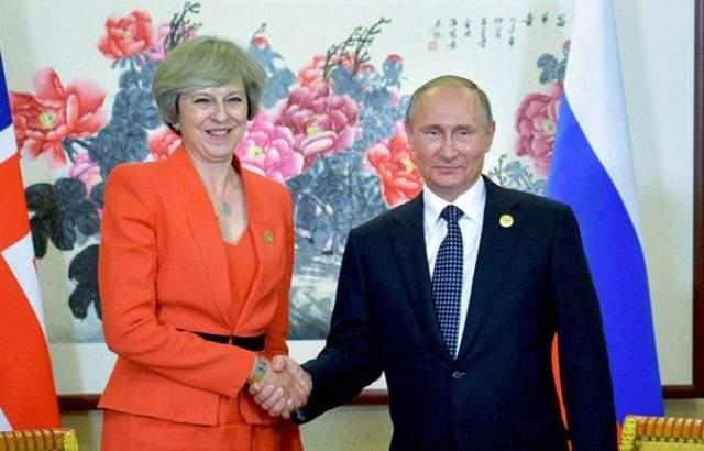 Тереза Мей ще топи ледовете със среща с Владимир Путин