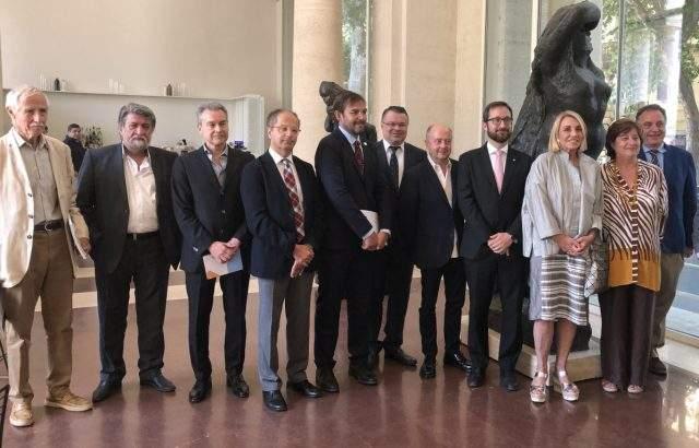Италия подкрепя идеята на Вежди Рашидов за обща европейска дискусия за културното наследство