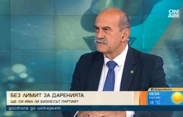 Павел Шопов: ЦИК да плаща на медиите времето за предизборна кампания
