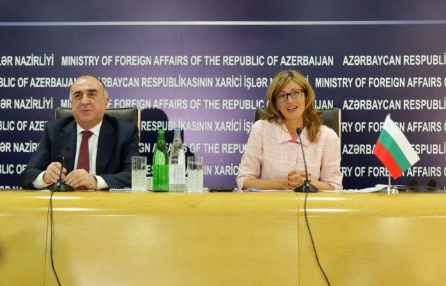 """Азербайджан очаква да свърже газовата си система с хъба """"Балкан"""""""