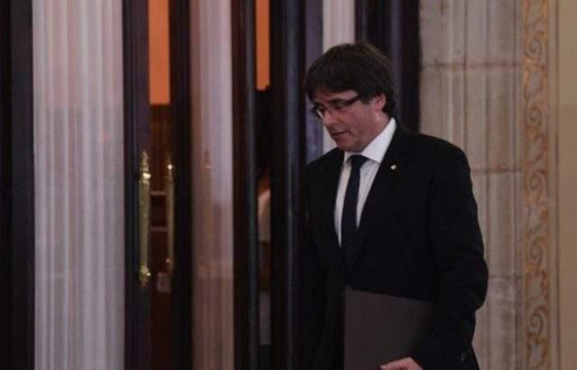 Пучдемон и каталунските му колеги не положиха клетва като евродепутати