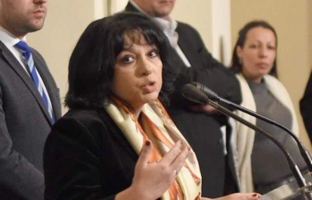 Теменужка Петкова защити шефа на НЕК: Не е моментът за оставка!