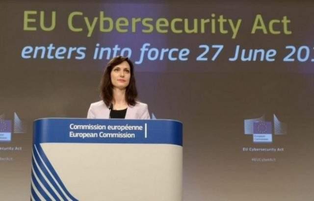 Мария Габриел: Утре влиза в сила новият регламент за киребсигурността