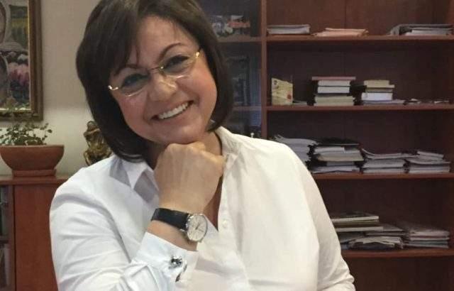 Корнелия Нинова към Борисов: Една оставка не може да вземете като хората
