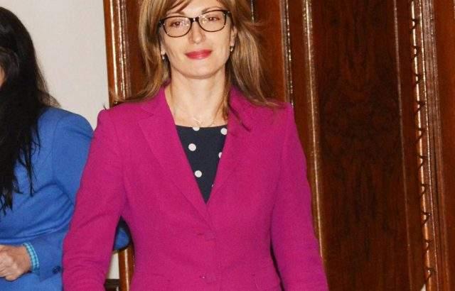 Екатерина Захариева ще обсъжда Глобалната стратегия на ЕС