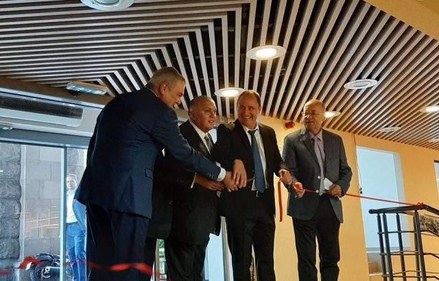 Румен Петков участва в изложение на ливански фирми в областта на земеделието и храните
