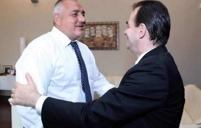 Бойко Борисов обсъди с румънския си колега Людовик Орбан по-активно партийно сътрудничество