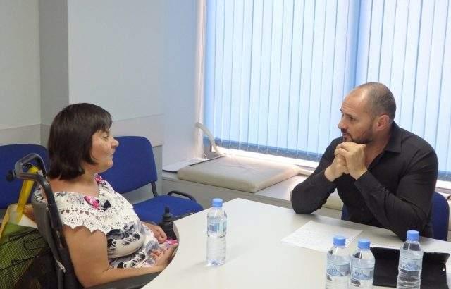 Депутатът от ГЕРБ Красен Кръстев помага за решаване проблемите на жителите на Враца