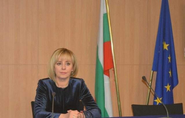 Омбудсманът Мая Манолова представя законопроекта за личния фалит